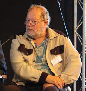 Kirjailija Boris Hurtta